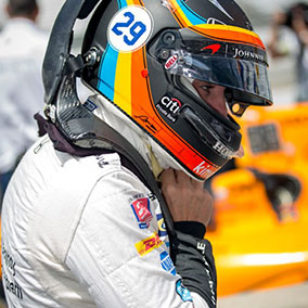 Citi Private Bank hails Fernando Alonso's stunning debut