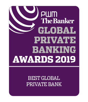 PWM/The Banker Global Private Banking Awards 2019