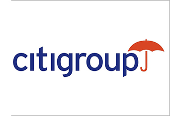Citigroup logo from 1998