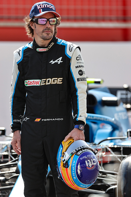 Picture of Fernando Alonso