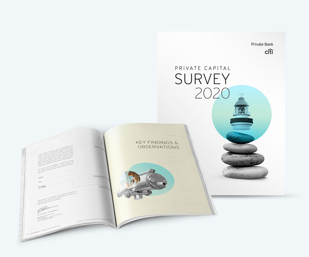 Private Capital Group survey report front cover